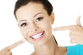 Women with White & Beautiful Teeth